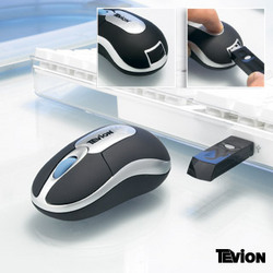 Tevion Wireless Travel Mouse at Aldi