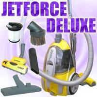 JetForce Deluxe Bagless Vacuum Cleaner