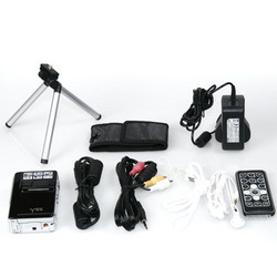 PocketDV 8900 and accessories